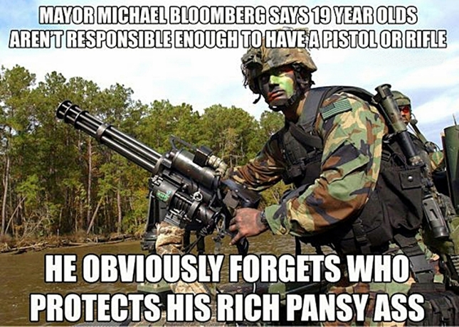 Bloomberg  army II